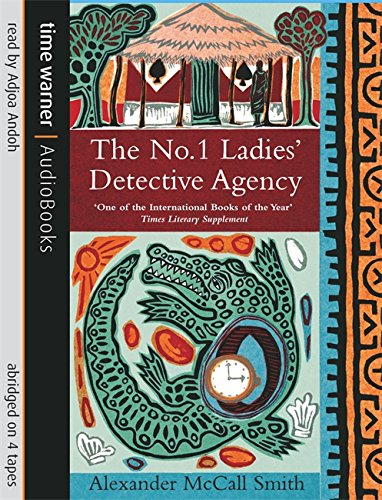 9781405500005: The No. 1 Ladies' Detective Agency