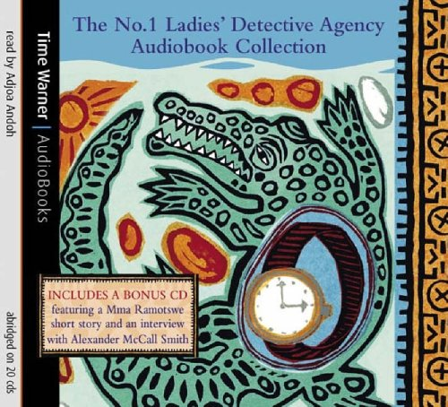 The No. 1 Ladies' Detective Agency (9781405501125) by Alexander McCall Smith