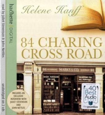 84 Charing Cross Road: Helene Hanff