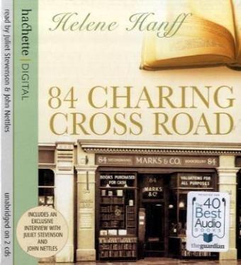 9781405502559: 84 Charing Cross Road