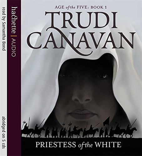 9781405504461: Priestess Of The White: Book 1 of the Age of the Five