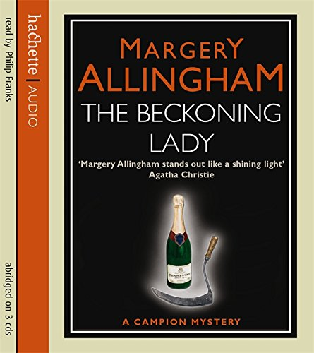 9781405504911: The Beckoning Lady (Albert Campion)