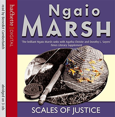 Scales of Justice: Marsh, Ngaio