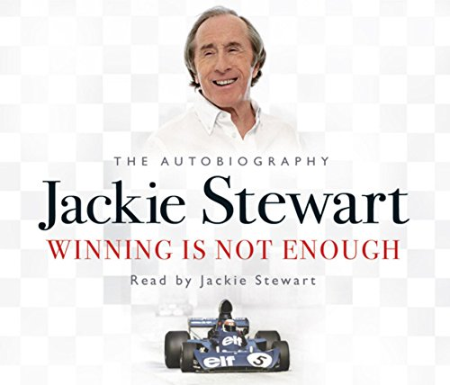 Winning is Not Enough (1405505982) by Sir Jackie Stewart