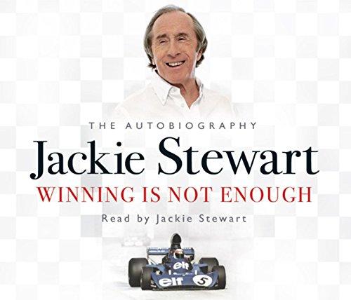 Winning Is Not Enough (Audio CD) (1405505982) by Jackie Stewart
