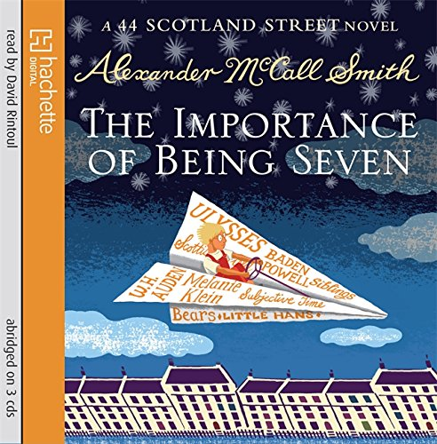 9781405508834: The Importance of Being Seven (44 Scotland Street)