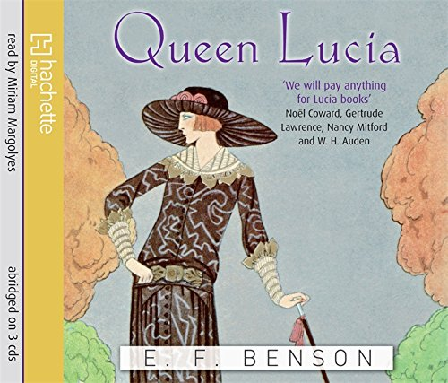 9781405509626: Queen Lucia (Mapp and Lucia)