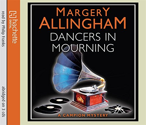 9781405509817: Dancers in Mourning (Albert Campion)