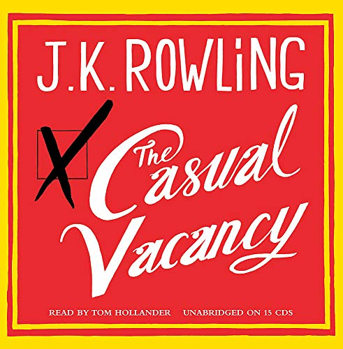 9781405519205: The Casual Vacancy