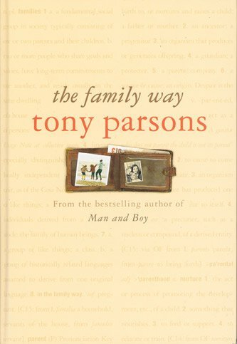 9781405611053: The Family Way (Large Print Edition)