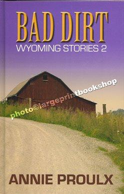 9781405611251: Bad Dirt: Wyoming Stories 2