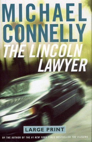 9781405612746: The Lincoln Lawyer (Large Print)
