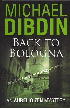 9781405612784: Back to Bologna (Large Print)