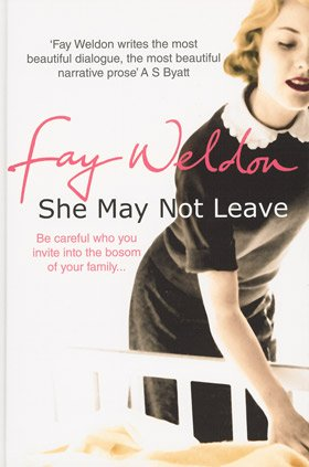 9781405613101: She May Not Leave (Large Print Edition)