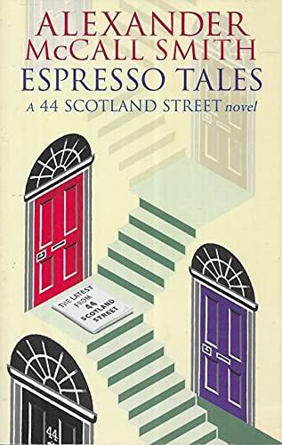 9781405613545: ESPRESSO TALES--Large Print