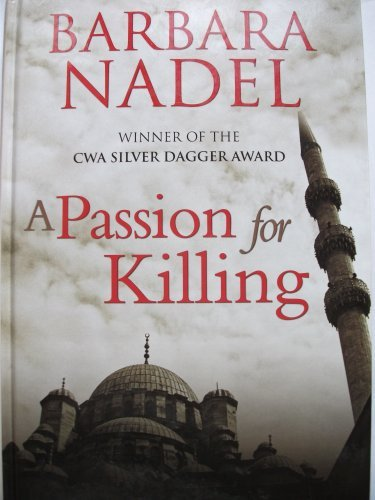 9781405617307: A Passion for Killing [LARGE PRINT]
