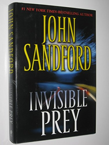 Invisible prey (1405618302) by John Sandford