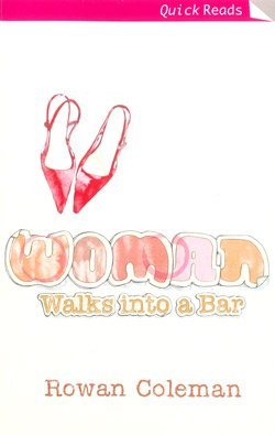9781405621915: Woman Walks Into a Bar (Large Print Edition)