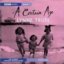A Certain Age: Lynne Truss; Janine