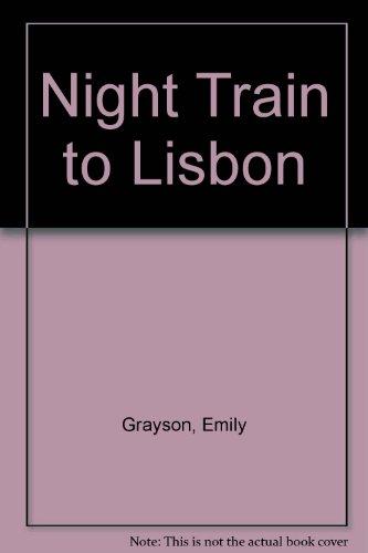 9781405630481: Night Train to Lisbon