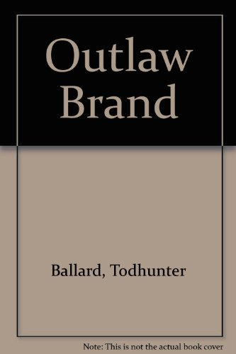 9781405633864: Outlaw Brand