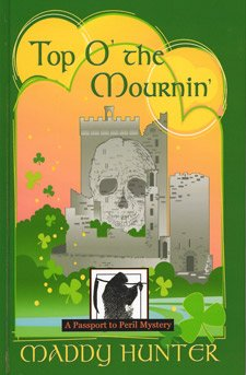 9781405635301: Top O' the Mournin': A Passport to Peril Mystery