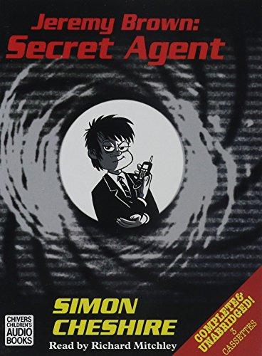 Jeremy Brown: Secret Agent: Simon Cheshire