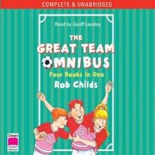 9781405655057: The Great Team Omnibus