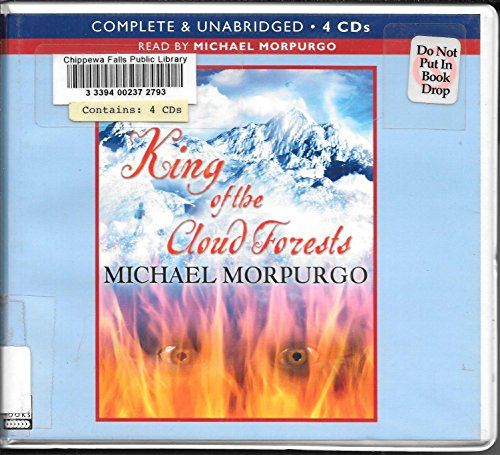 9781405655743: King of the Cloud Forests