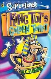9781405656658: Superloo--King Tut's Golden Toilet, 3 Cds [Complete & Unabridged]