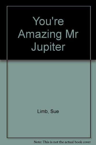 9781405660211: You're Amazing Mr Jupiter