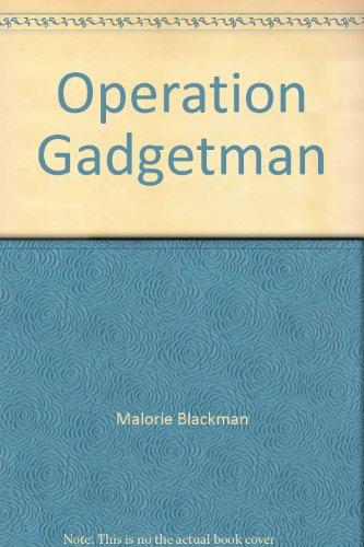 9781405660952: Operation Gadgetman