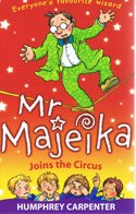 9781405661461: Mr Majeika Joins the Circus