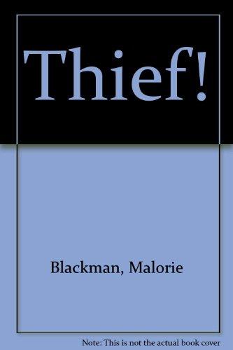 9781405662239: Thief!