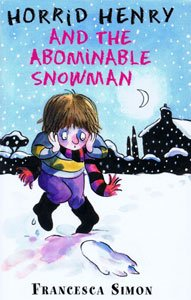 9781405662307: Horrid Henry and the Abominable Snowman