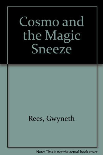 9781405662499: Cosmo and the Magic Sneeze