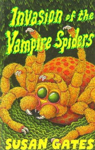 9781405663090: Invasion of the Vampire Spiders