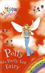 9781405663892: Polly the Party Fairy (Party Fairies)