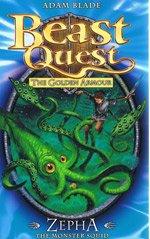 9781405664080: Zepha the Monster Squid (Beast Quest)