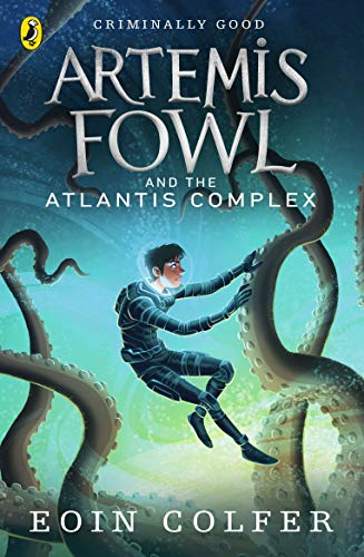 9781405664523: Artemis Fowl and the Atlantis Complex