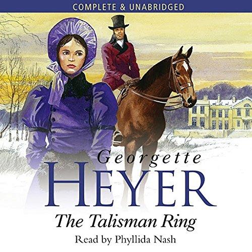 9781405672252: The Talisman Ring: by Georgette Heyer (Unabridged Audiobook 8CDs)