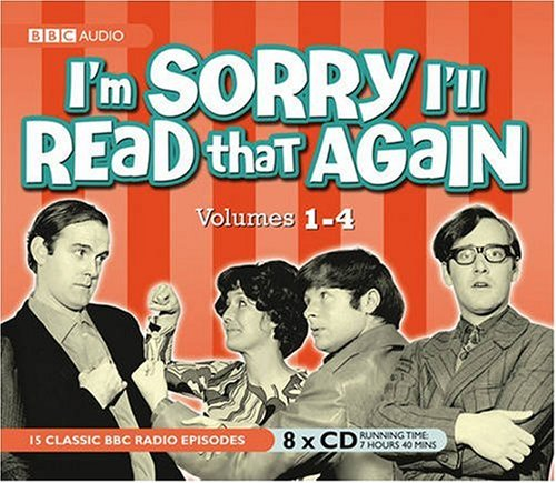 9781405677035: I'm Sorry I'll Read That Again, Vol. 1-4 (Radio Collection)