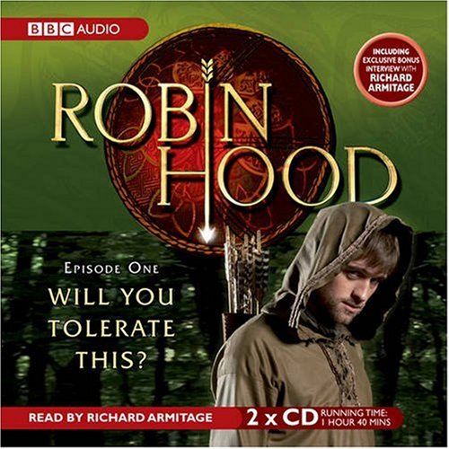 9781405677134: Robin Hood Will You Tolerate This?