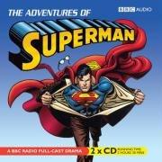 9781405677394: The Superman, Adventures of Superman (BBC Audio Books)