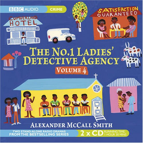 9781405677547: The No.1 Ladies' Detective Agency: Kalahari Typing and Admirer v. 4 (Radio Collection)