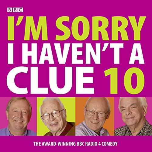 9781405677738: I'm Sorry I Haven't a Clue, Vol. 10