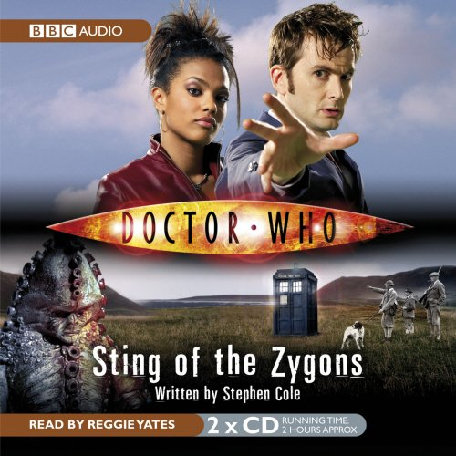 Dr Who: Sting of the Zygons (2CD): BBC Audio Books