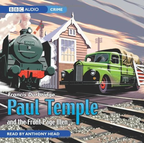 9781405678070: Paul Temple and the Front Page Men