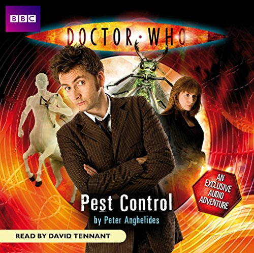 9781405678193: Doctor Who: Pest Control