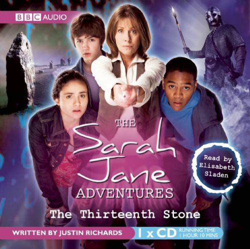 The Thirteenth Stone (Sarah Jane Adventures): Richards, Justin